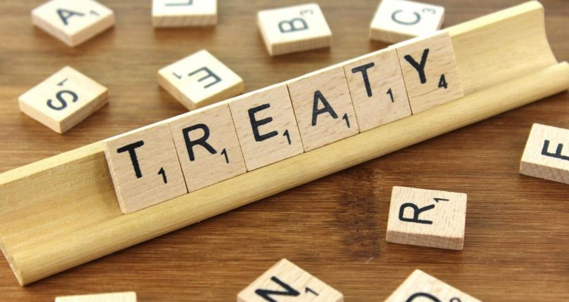 Historic Boundary Treaty between Namibia and Botswana to end fatal border disputes